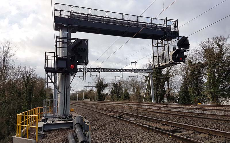Cantilever Gantries and Portal Gantries